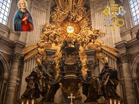 Pesta Tahta Santo Petrus (22 Februari)
