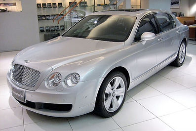 Bentley Continental Flying Spur Chauffeur Car