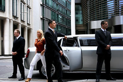 Close Protection Chauffeur Car