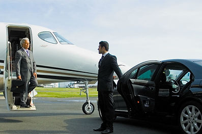 Chauffeur for Airport Transfer