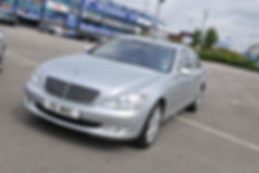 Mercedes S Class Chauffeur Car