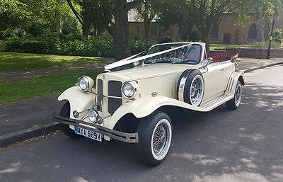 Beauford Series 3 Chauffeur Car