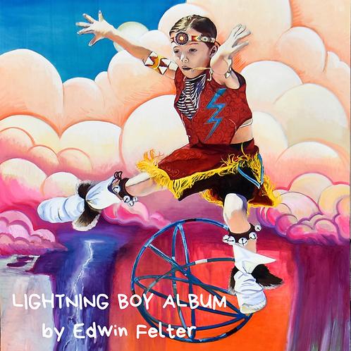 Lightning Boy Album