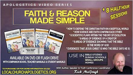 Faith & Reason Made Simple Video Series