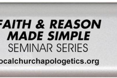 Faith & Reason Made Simple - Flash Drive Series