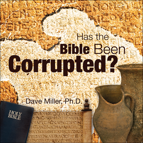 DVD - Has the Bible Been Corrupted? - Apologetics Press - SUGGESTED DONATION