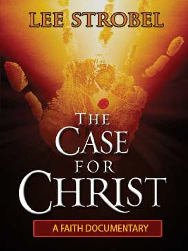 DVD - The Case for Christ - Documentary -  Lee Strobel -SUGGESTED DONATION