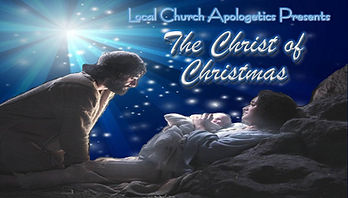 The Christ of Christmas (General Promo J
