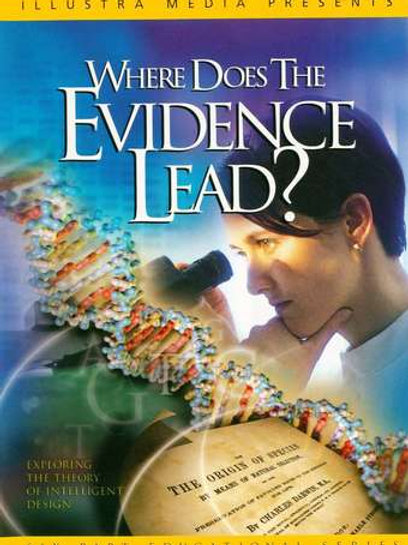DVD - Where Does the Evidence Lead? - SUGGESTED DONATION