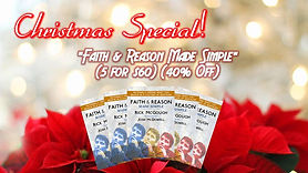 Christmas Special - FRMS Book - 5 for 60