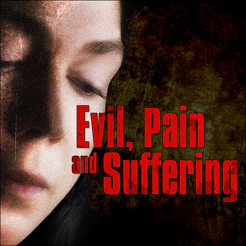DVD - Evil, Pain & Suffering - Apologetics Press - SUGGESTED DONATION