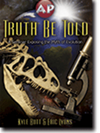 DVD - Truth Be Told - Apologetics Press - SUGGESTED DONATION