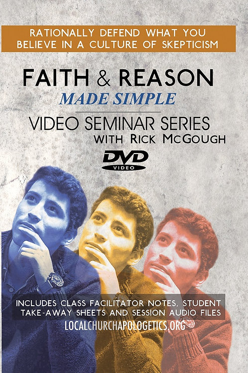 Faith & Reason Made Simple DVD