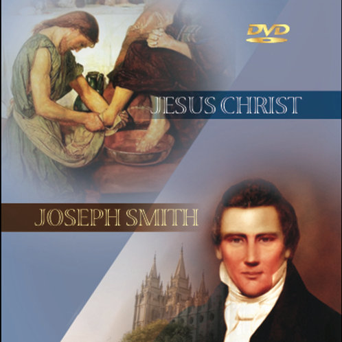 DVD - Jesus Christ/Joseph Smith - LaBarge Media SUGGESTED DONATION