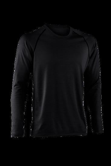 Langærmet T-shirt