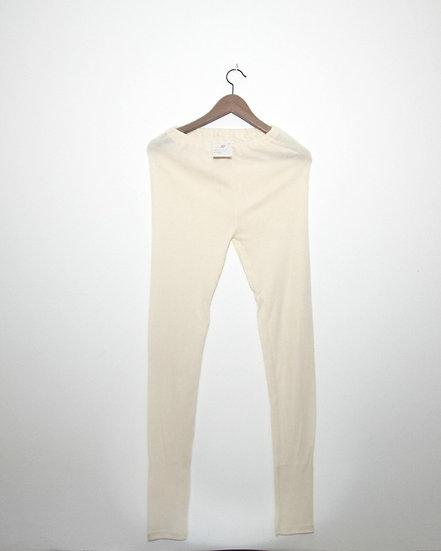 kvinder  leggings 70% øko merino uld , 30% silke