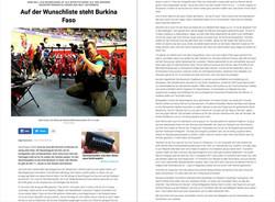 Artikel Märkische Oderzeitung