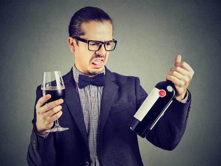 ワインにマメがでたらどうすれば良い?