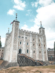Tower of London | @mundoporelas