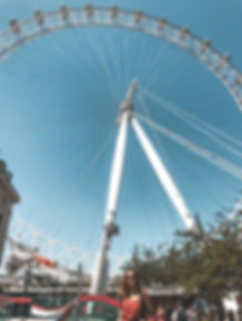 London Eye, Londres | @mundoporelas