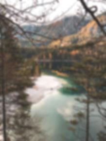 Lago di Tovel, Dolomitas, Itália   @mundoporelas