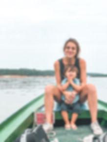 Rio Negro, Floresta Amazônica | @mundoporelas