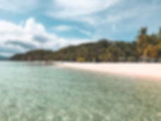 Malcapuya Island, Coron, Palawan, Filipinas