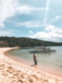 Ditaytayan Island, Coron, Palawan, Filipinas