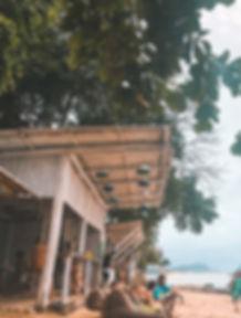 Las Cabañas, El Nido, Palawan, Filipinas