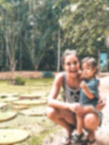 MUSA, Jardim Botânico Manaus | @mundoporelas