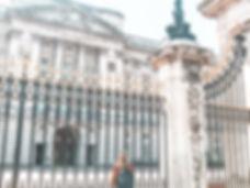Palácio de Buckingham, Londres   @mundoporelas
