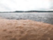 Encontro das Águas Rio Negro x Rio Solimões, Manaus | @mundoporelas
