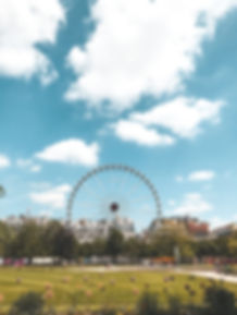 Jardim de Tuilerie, Paris | @mundoporelas