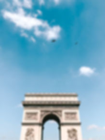 Arco do Triunfo, Paris | @mundoporelas