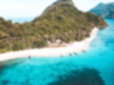 Helicopter Island, El Nido, Palawan, Filipinas