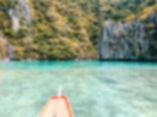 Cadlao Lagoon, El Nido, Palawan, Filipinas