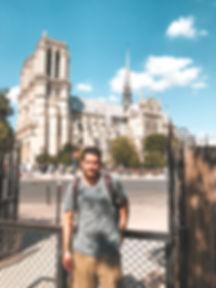 Notre Dame, Paris | @mundoporelas