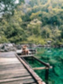 Kayangan Lake, Coron, Palawan, Filipinas