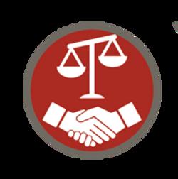 לוגו קטן - מרכז פישר