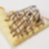 クレープ ショコラバナナカスタード