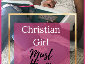 Christian Girl Must Haves for Bible Study 2021