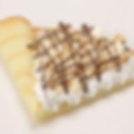 クレープ チョコバナナ