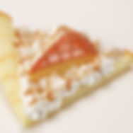 クレープ キャラメルチーズケーキ