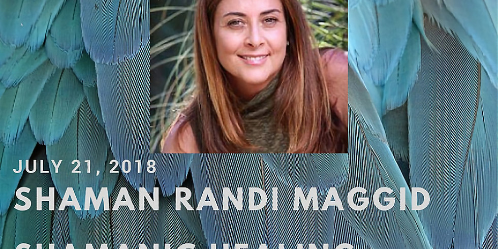 Shamanic Healing at Solar Lotus