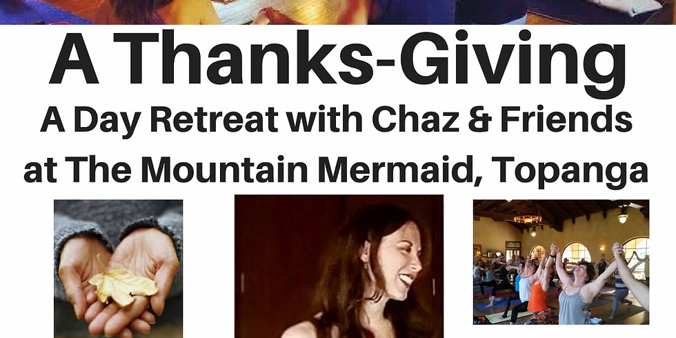 A Thanks-Giving Retreat