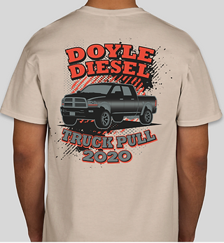 Doyle Diesel Truck Pull shirt.png