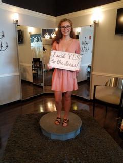 Megan says Yes