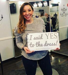 Jenna says YES