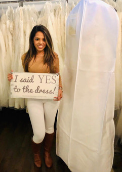 Tina says YES