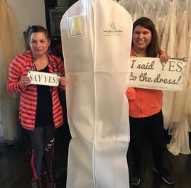 Marissa says YES